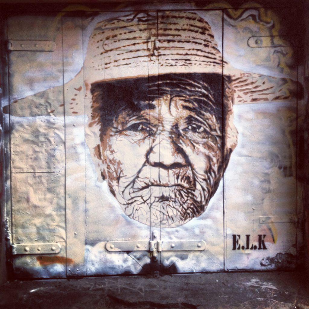 ELK Street Art artFido
