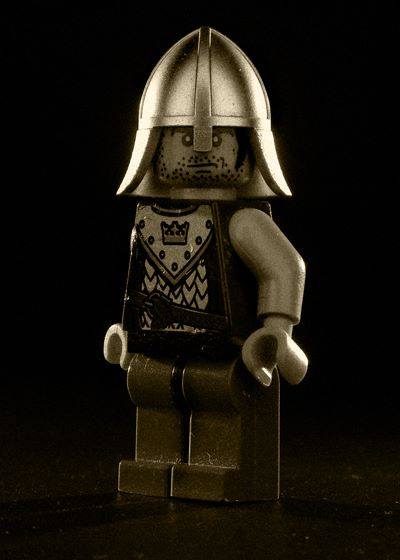Lego - Men of My Childhood - Kris Growcott - artFido 2