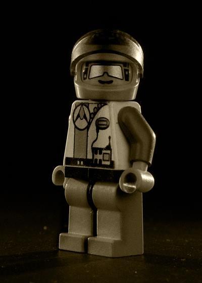 Lego - Men of My Childhood - Kris Growcott - artFido 3