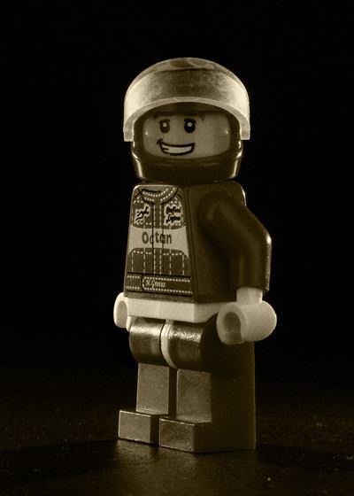 Lego - Men of My Childhood - Kris Growcott - artFido 4