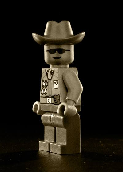 Lego - Men of My Childhood - Kris Growcott - artFido 5