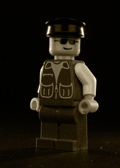 Lego - Men of My Childhood - Kris Growcott - artFido 9
