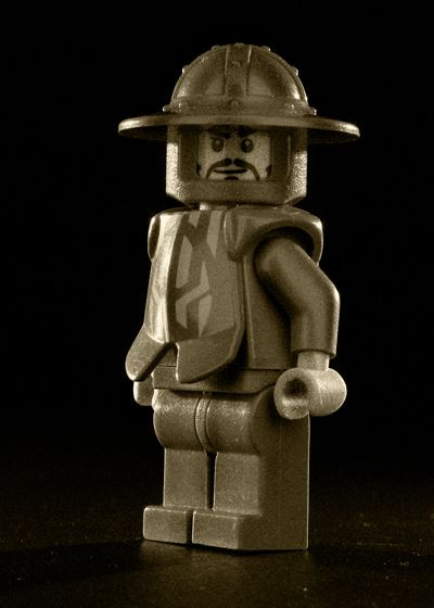 Lego - Men of My Childhood - Kris Growcott - artFido 7