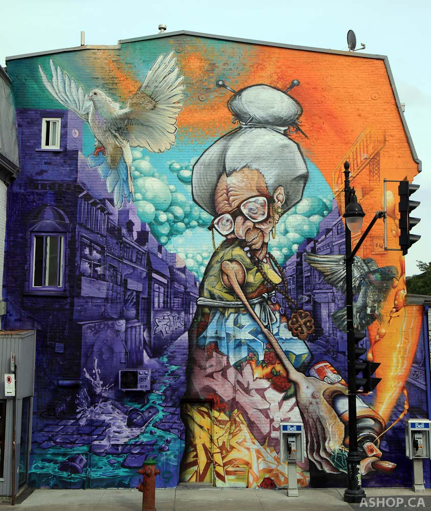 Street-Art-by-ASHOP-at-Mural-Festival-in-Montreal-Canada