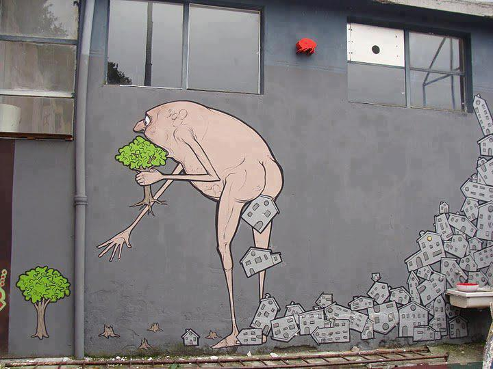 Fabuleux 100 of the Best Street Art Photos for 2013 &GO_26