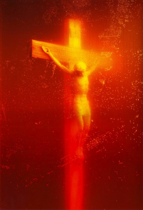 artFido Piss Christ