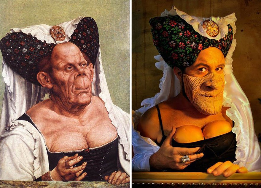 modern-photo-remakes-famous-paintings-9