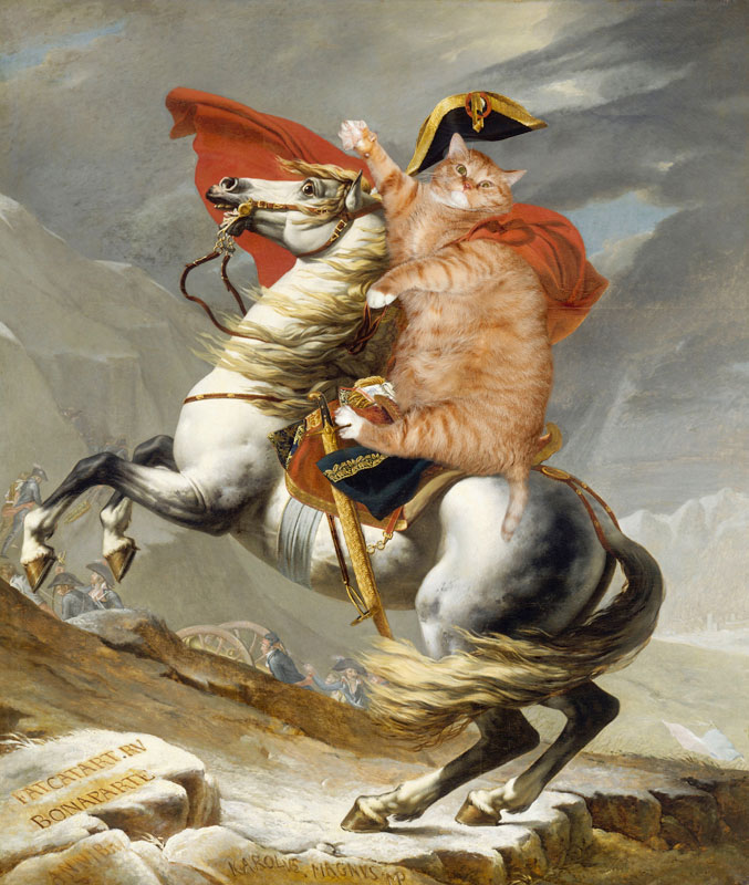 fat-cat-photoshopped-into-famous-artworks-16