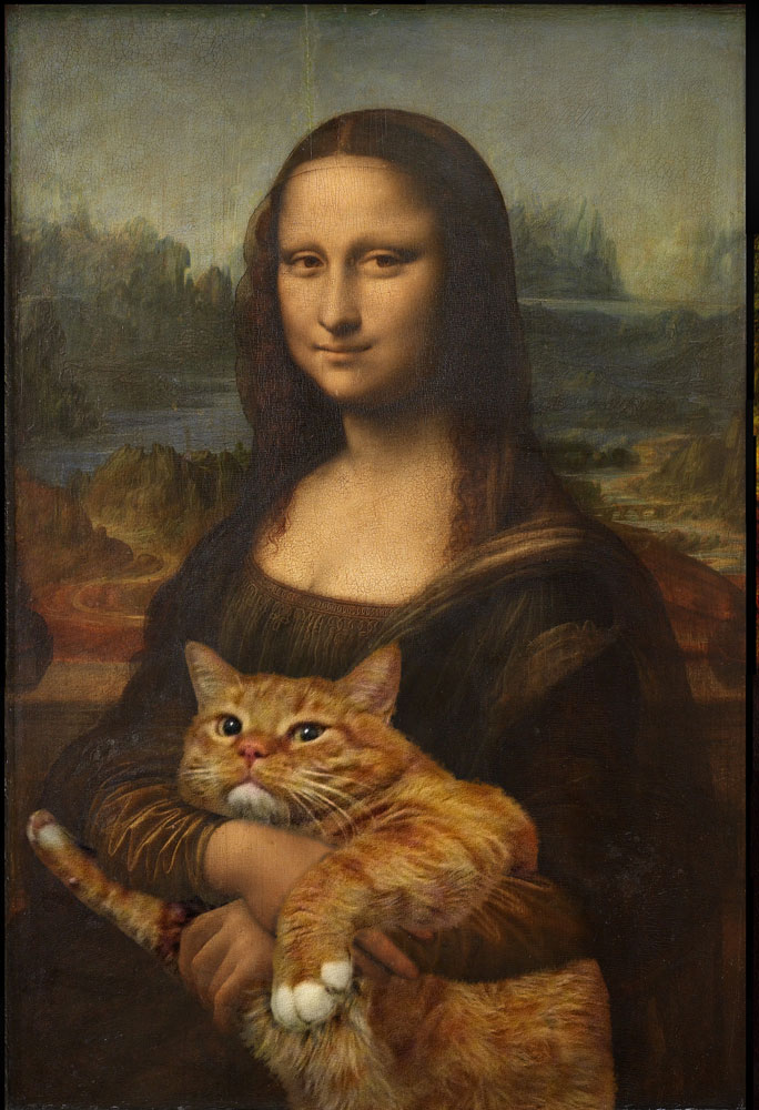 fat-cat-photoshopped-into-famous-artworks-3