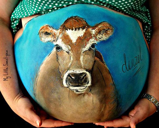 pregnant-bump-painting-carrie-preston-4
