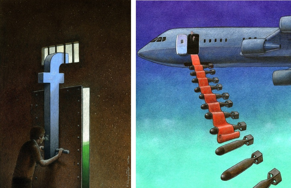 Paintings That Will Make You Question Everything Wrong In This World