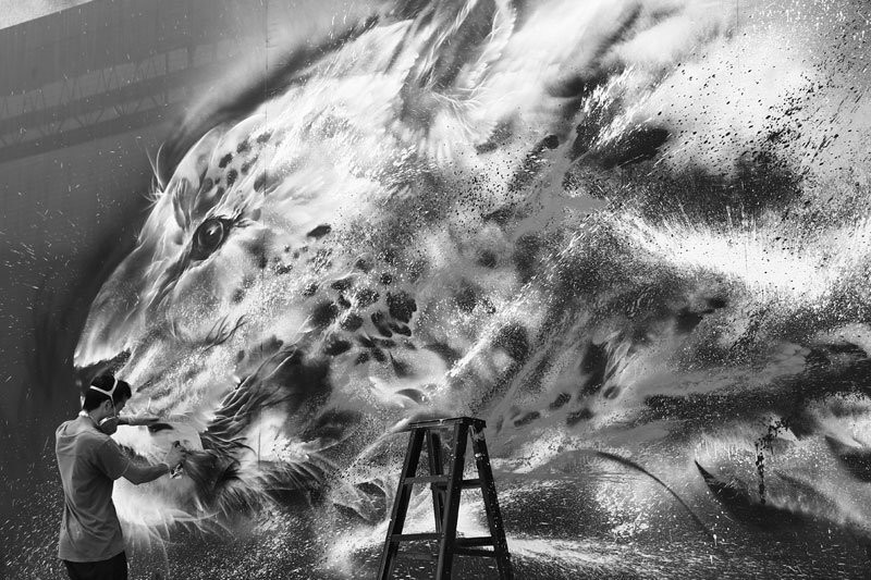 splatter-ink-animal-portraits-by-hua-tunan-16