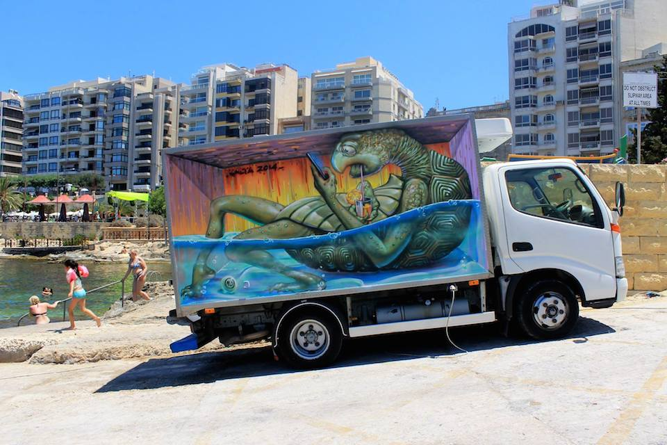 By-Wild-Drawing-in-Malta-Sliema-Street-Art-Festival-