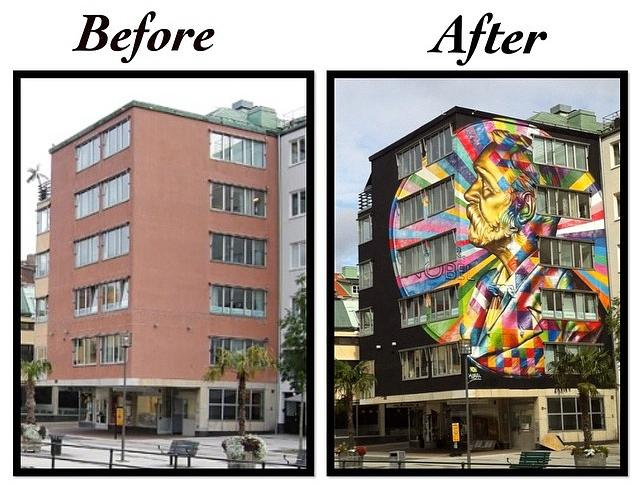 Street-Art-by-Eduardo-Kobra-in-Boras-Sweden-2 (1)