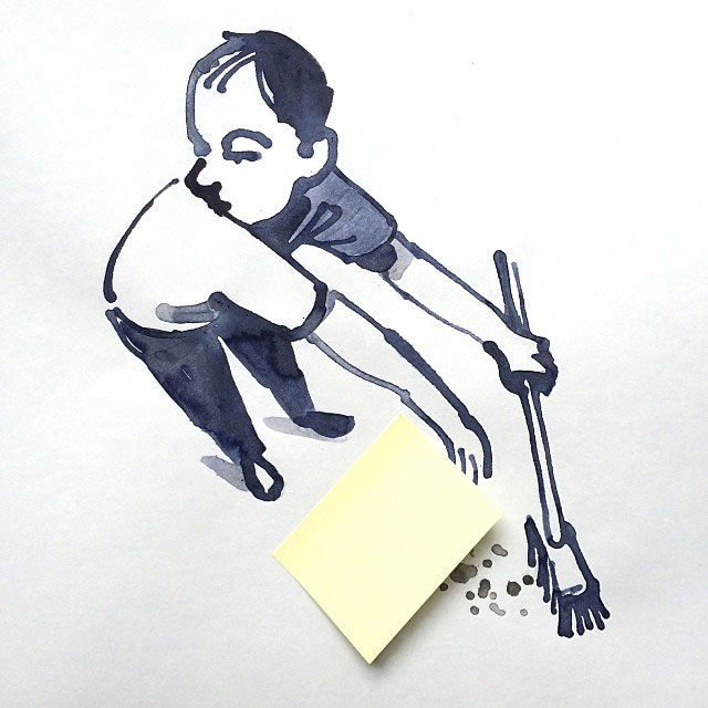 creative-sketches-with-everyday-objects-by-christoph-niemann-6