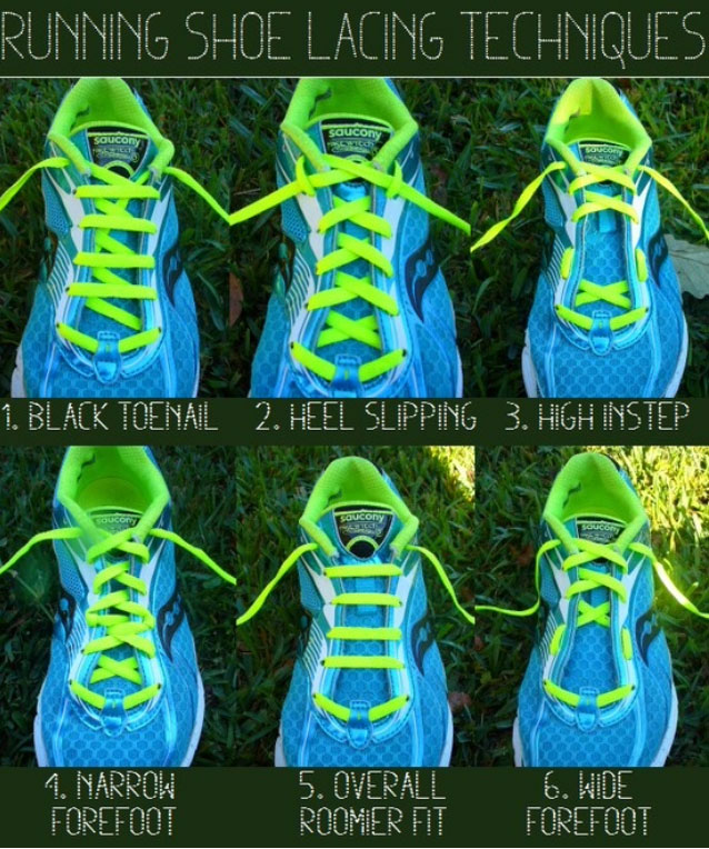 running-shoe-lace-techniques