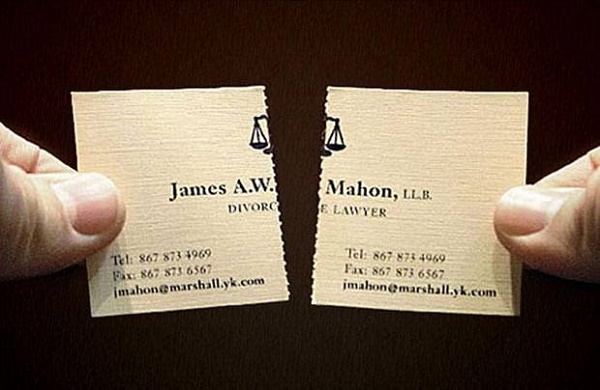 Divorce-Attorney-business-card