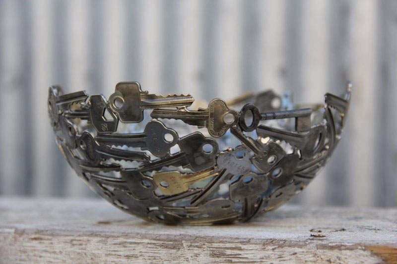 artist-turns-discarded-keys-and-coins-into-works-of-art-9