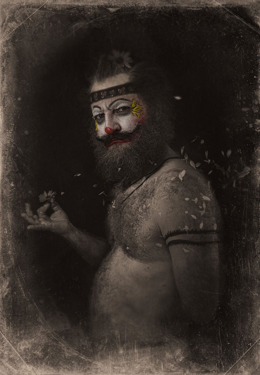 macabre-scary-clown-portraits-photography-clownville-eolo-perfid(2)