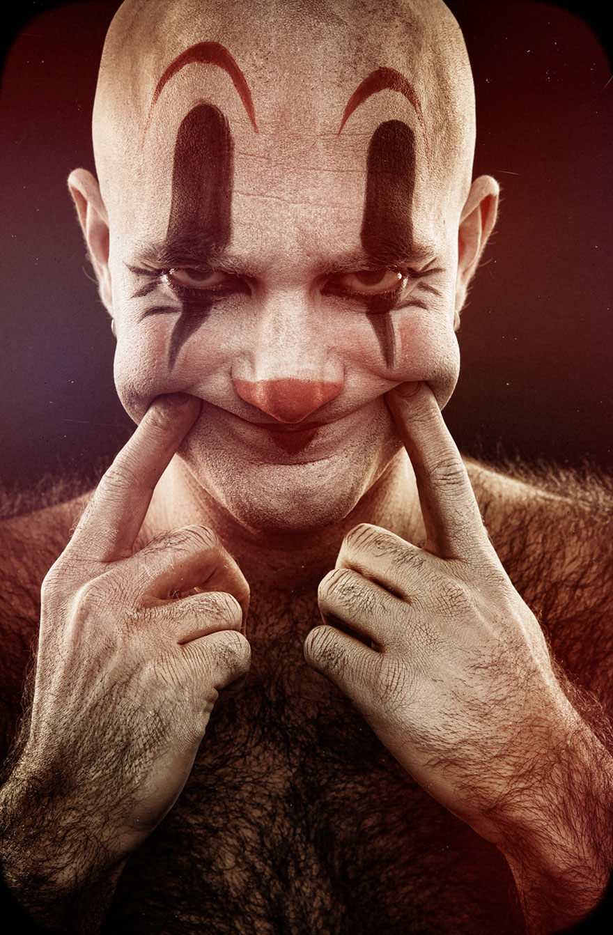 macabre-scary-clown-portraits-photography-clownville-eolo-perfid(3)