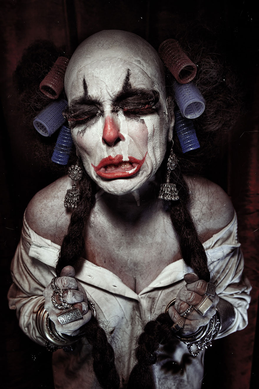 macabre-scary-clown-portraits-photography-clownville-eolo-perfid(5)