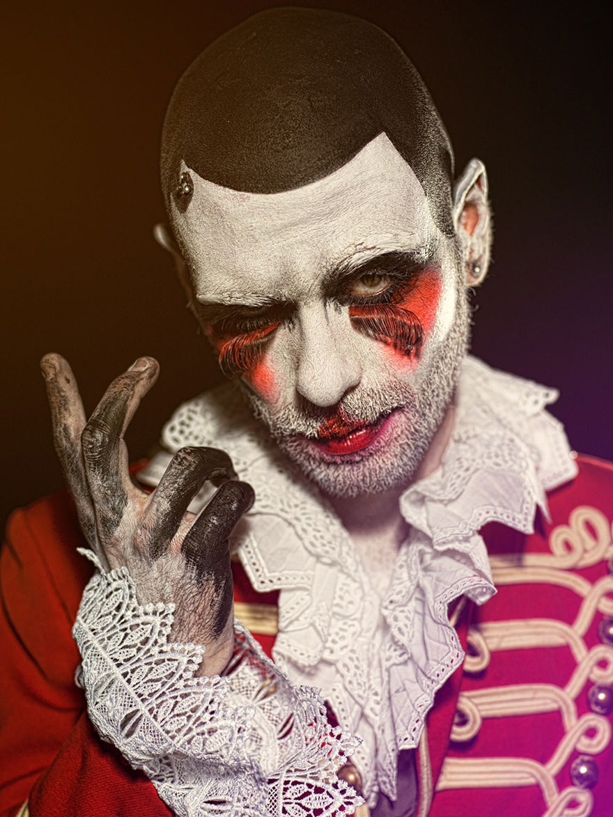 macabre-scary-clown-portraits-photography-clownville-eolo-perfid(7)