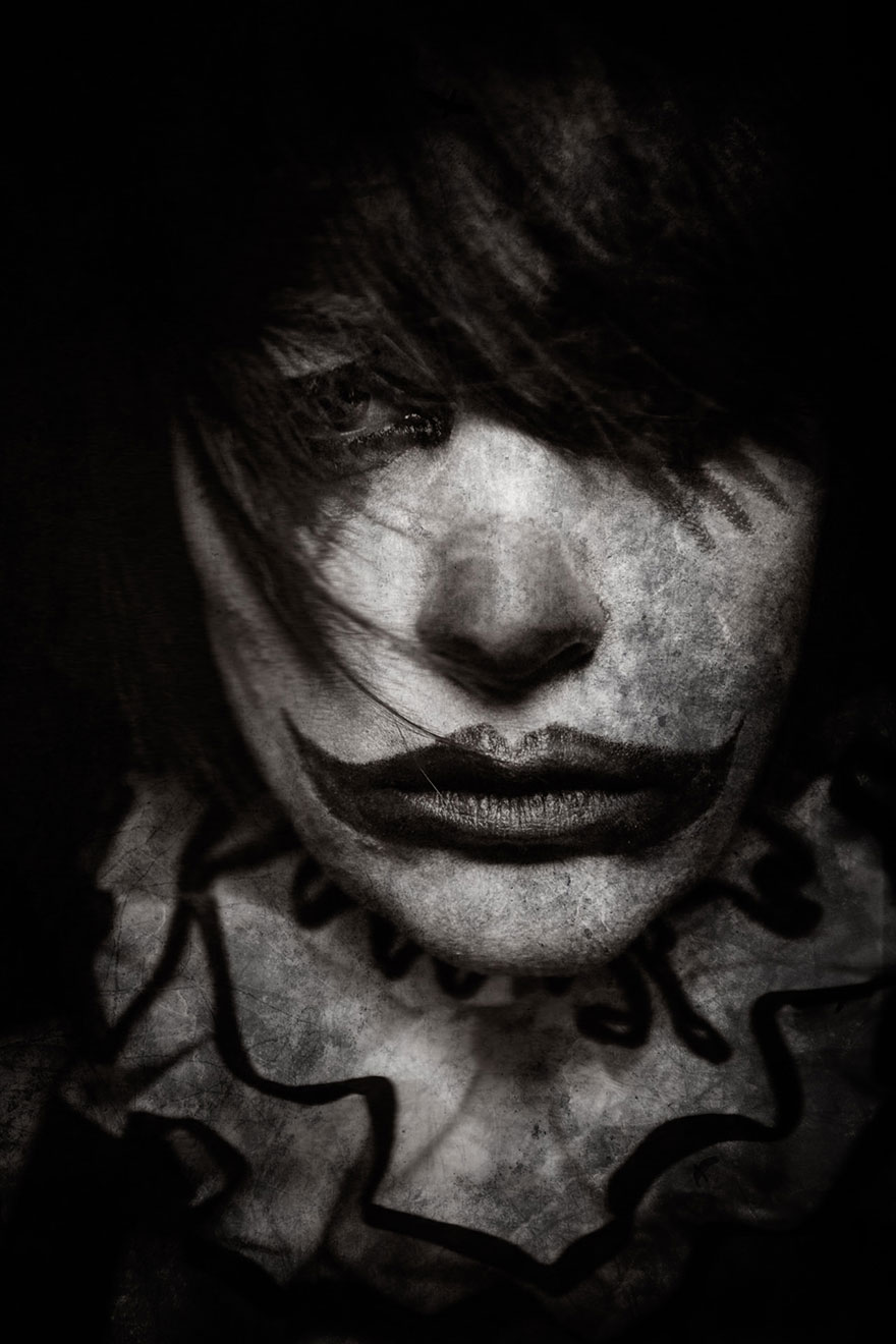 macabre-scary-clown-portraits-photography-clownville-eolo-perfid(9)