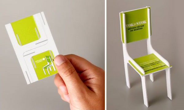 Artistically Smart Business Cards That Will Blow Your Socks Off Artfido