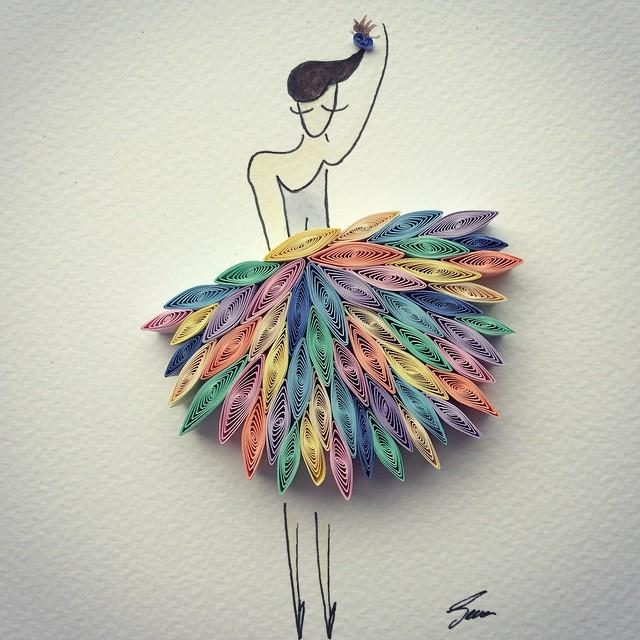 artist-quits-job-paper-art-quilling-sena-runa-55