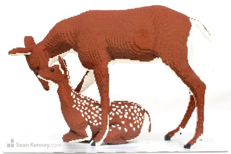 lego-animal-sculptures-by-sean-kenney-5