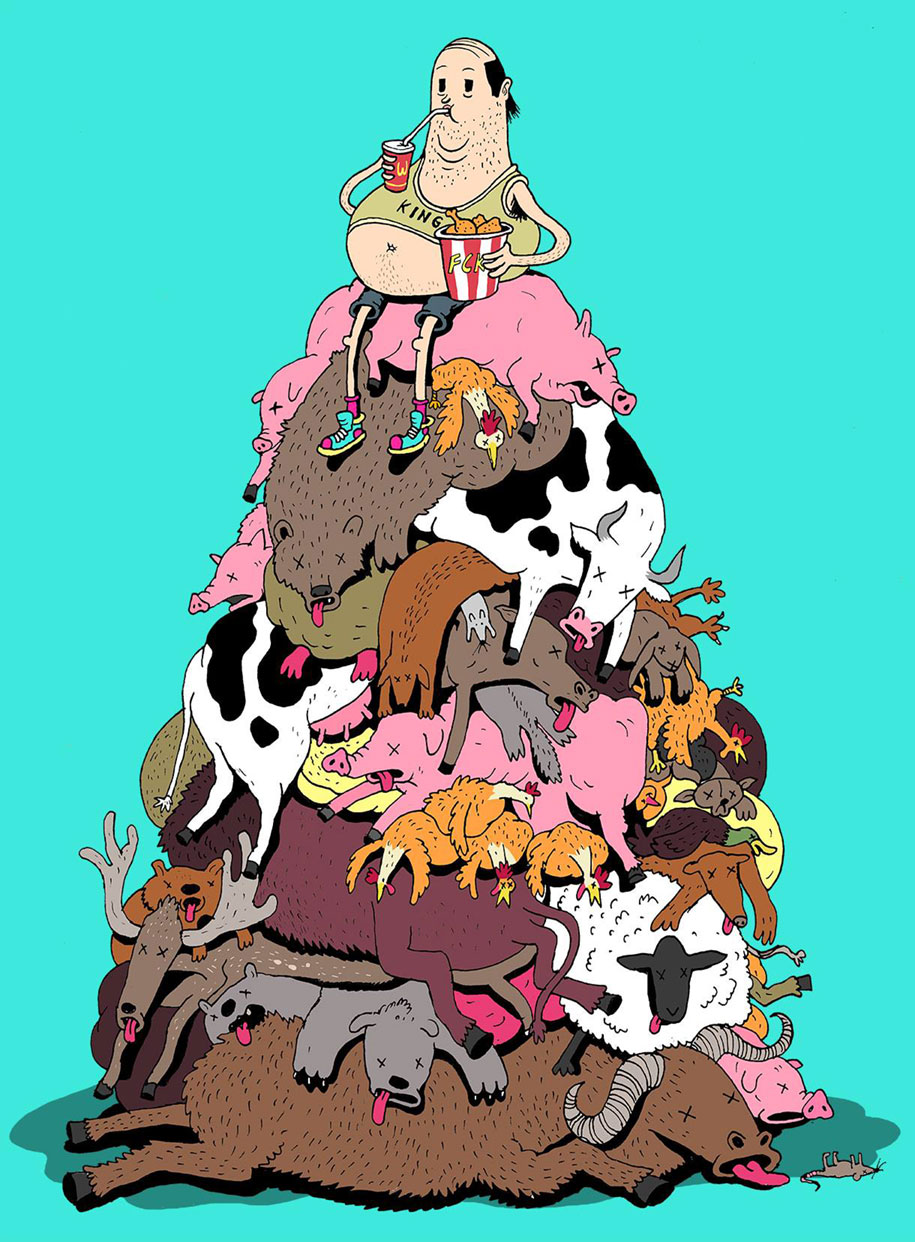 modern-life-horrors-problems-illustrations-steve-cutts-15