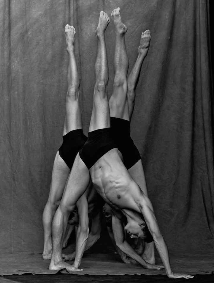 Black And White Photography Of Male Ballet Dancers Artfido