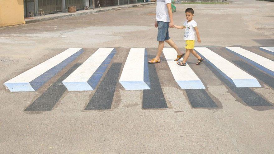 3d-street-art-prevent-speed-breakers-india-2
