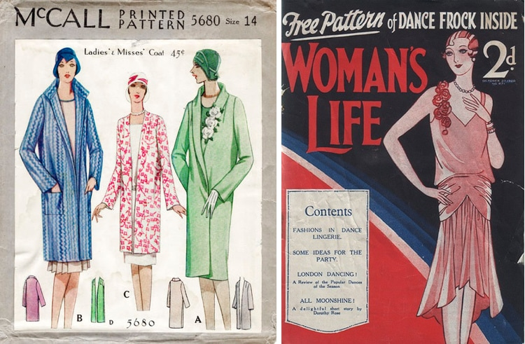 Wiki Has Released Over 83 500 Vintage Sewing Patterns Online For Download Artfido