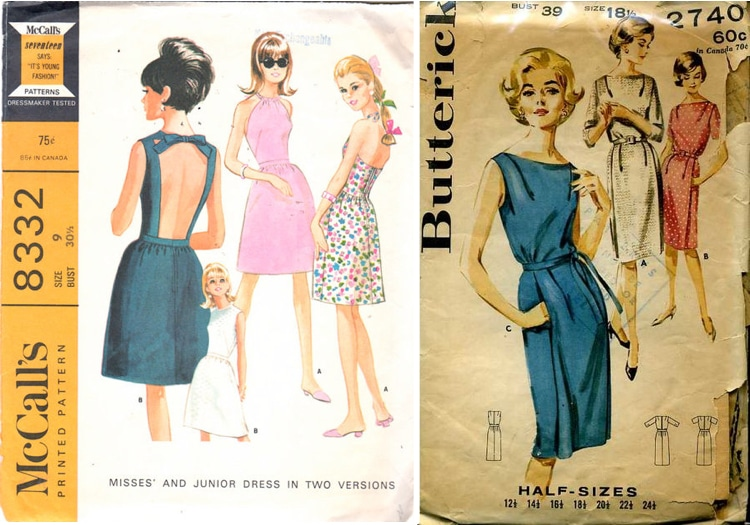 Wiki Has Released Over 83,500 Vintage Sewing Patterns Online For