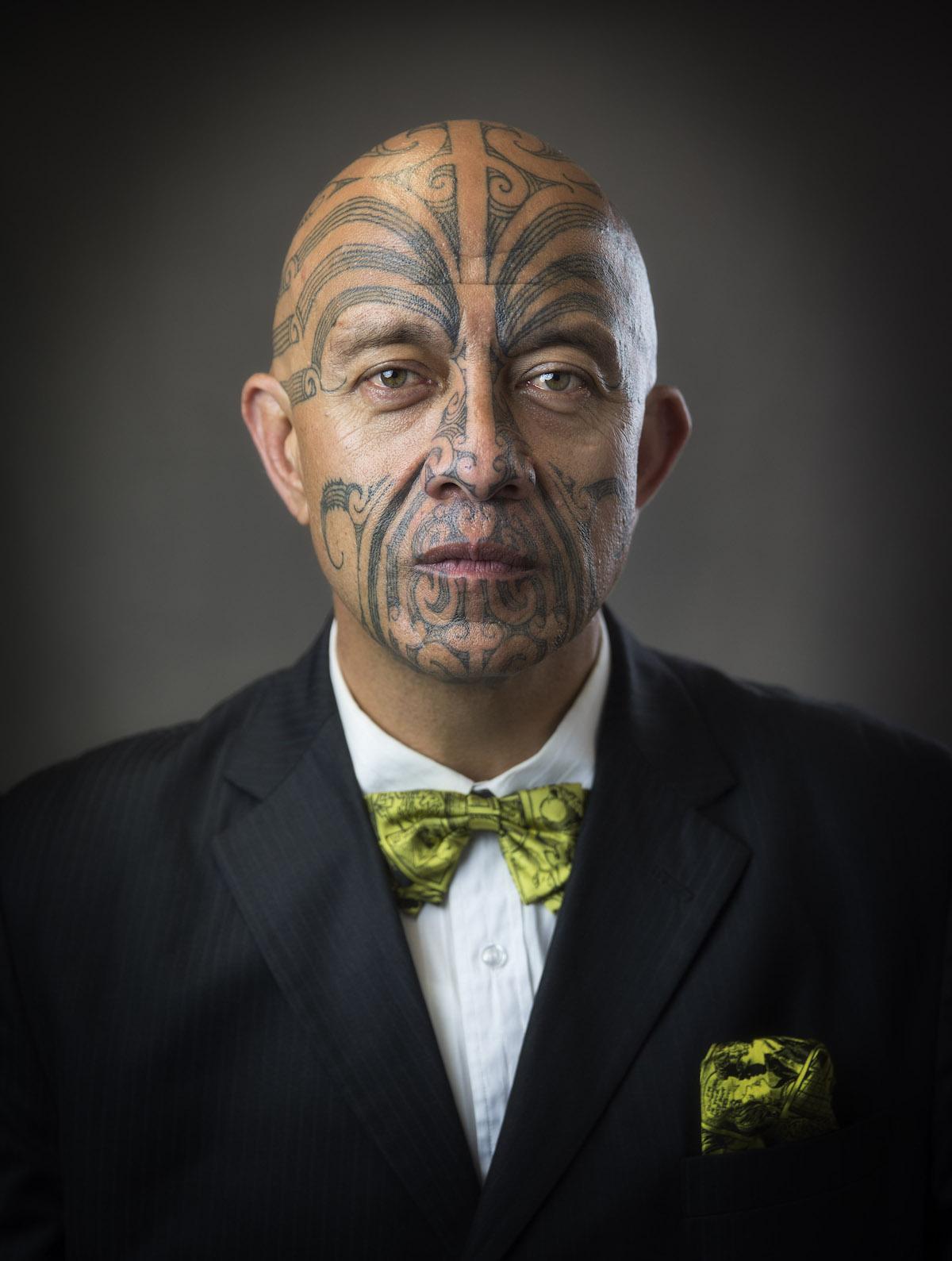 Maori Facial Tattoo: Artist Explores The Near Extinction Of Māori Face And Body