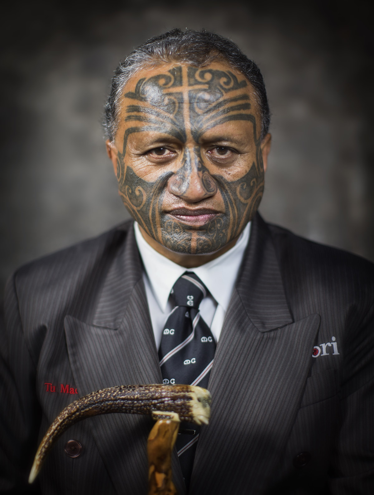 Maori Man: Artist Explores The Near Extinction Of Māori Face And Body