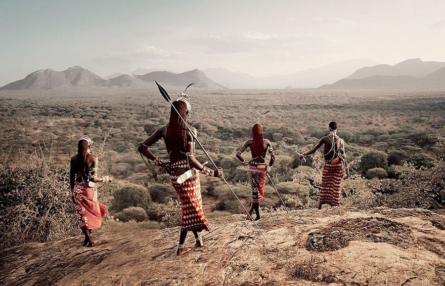 Amazing Photos Of Isolated Tribes From All Around The World artFido