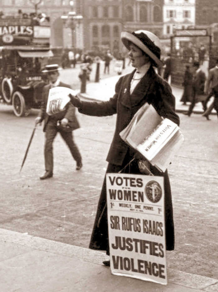 Marriage Advice To Young Ladies From 1918 By A Suffragette